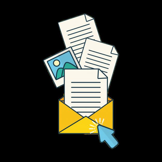 send en mail-til rumfidusen