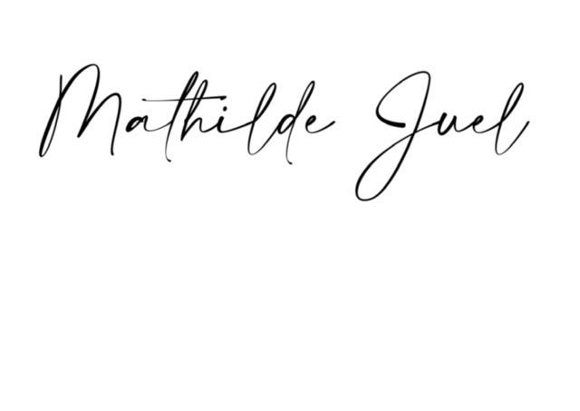 Kunster Mathilde Juel logo